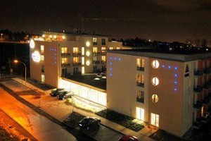 Campus Lounge Hotel voted 6th best hotel in Paderborn