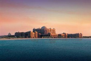 Emirates Palace Hotel Abu Dhabi voted 2nd best hotel in