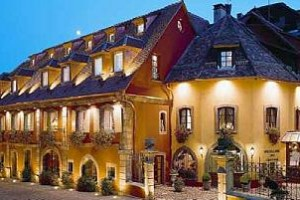 Hostellerie des Chateaux & Spa voted  best hotel in Ottrott