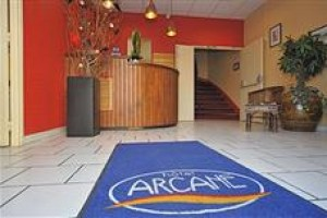Hotel Arcane voted 9th best hotel in Bourges