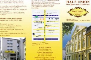 Hotel Haus Union voted 7th best hotel in Oberhausen