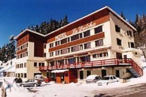 Hotel la Datcha voted 2nd best hotel in Chamrousse