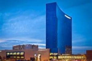 JW Marriott Indianapolis voted  best hotel in Indianapolis