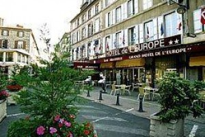 Logis Grand Hotel de l'Europe voted 4th best hotel in Saint-Flour