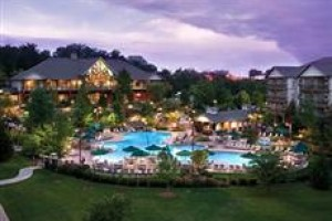 Marriott's Willow Ridge Lodge voted 8th best hotel in Branson
