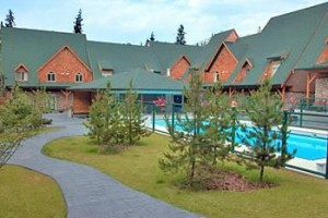 Mystic Springs Chalets & Hot Pools voted 9th best hotel in Canmore