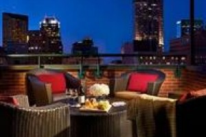 Omni Severin Hotel voted 3rd best hotel in Indianapolis