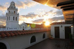 San Marino Royal Hotel voted 8th best hotel in Sucre